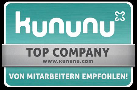 Kununu Top Company Logo