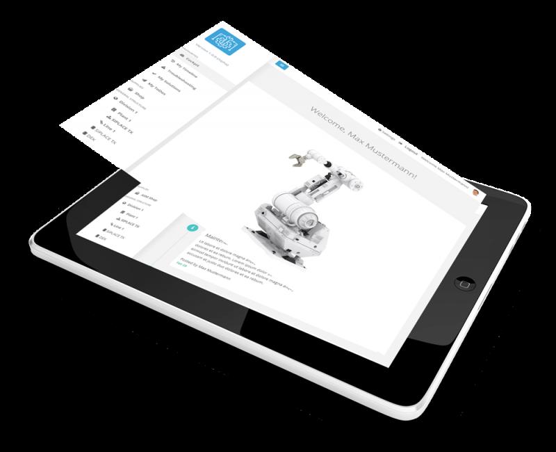 IIoT iPad
