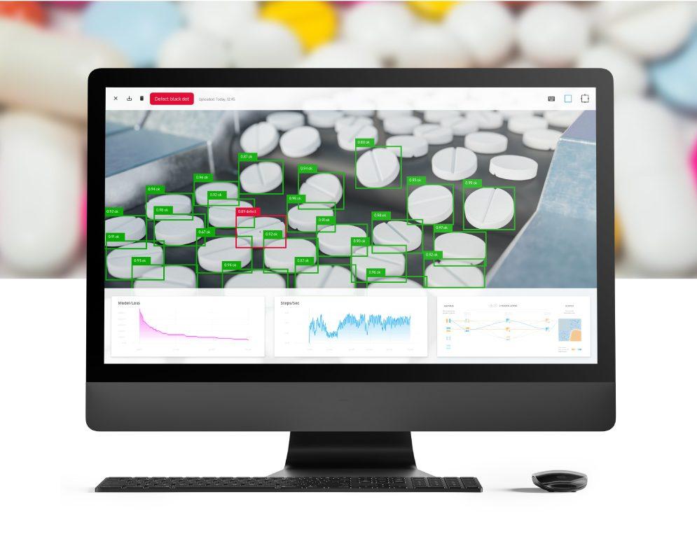 AI.SEE - Qualitätssicherung in der Pharmaindustrie