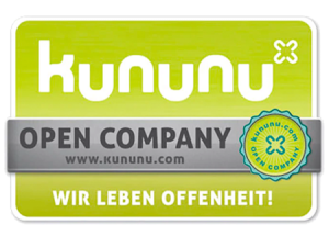 Kununu Open Company Badge